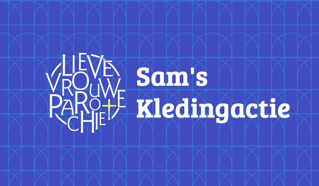 Sam's Kledingactie