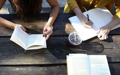 Lees en gespreksgroep jong volwassenen