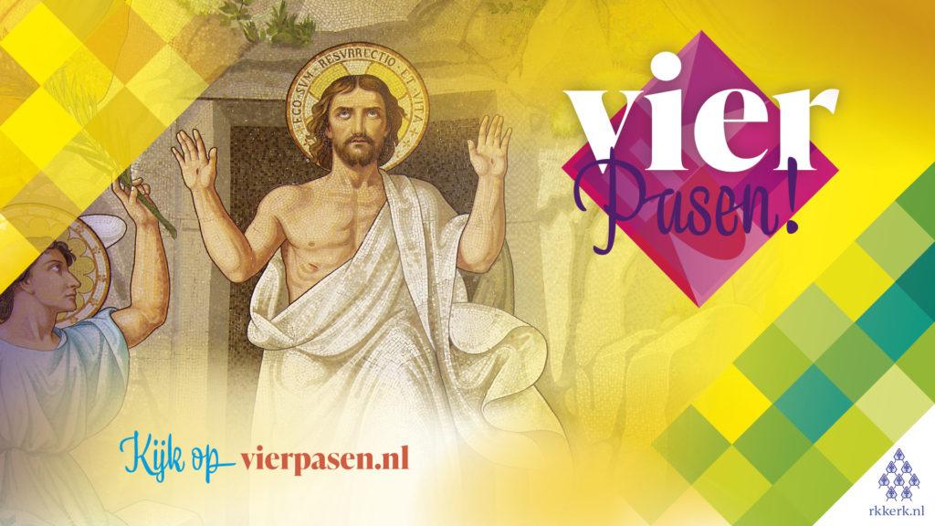 Landelijke website 'Vier Pasen' gelanceerd