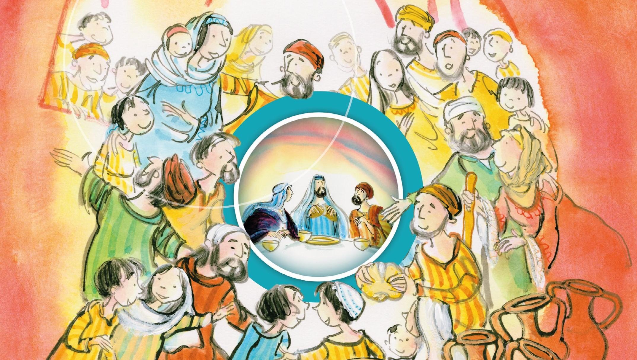 blijf dit doen eerste heilige communie