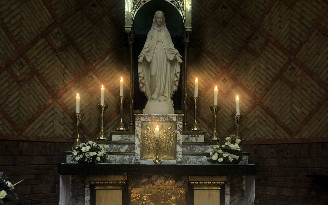 Viering OLV van Lourdes
