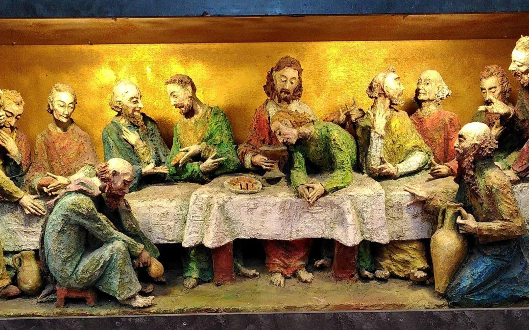 Notitie kerkbezoekers in coronatijd