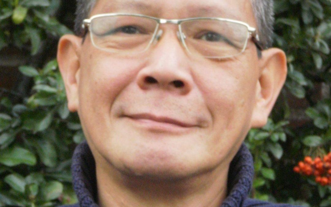 Robert Chan in actie