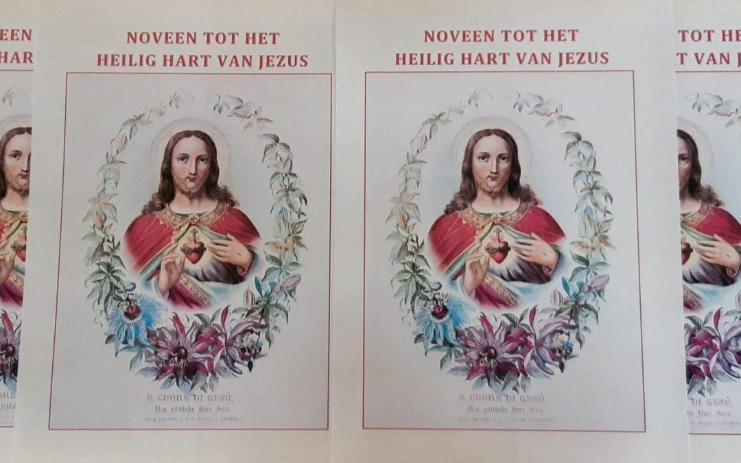 Noveen tot het heilig Hart van Jezus
