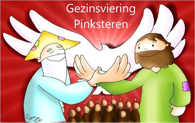 Gezinsviering Pinksteren