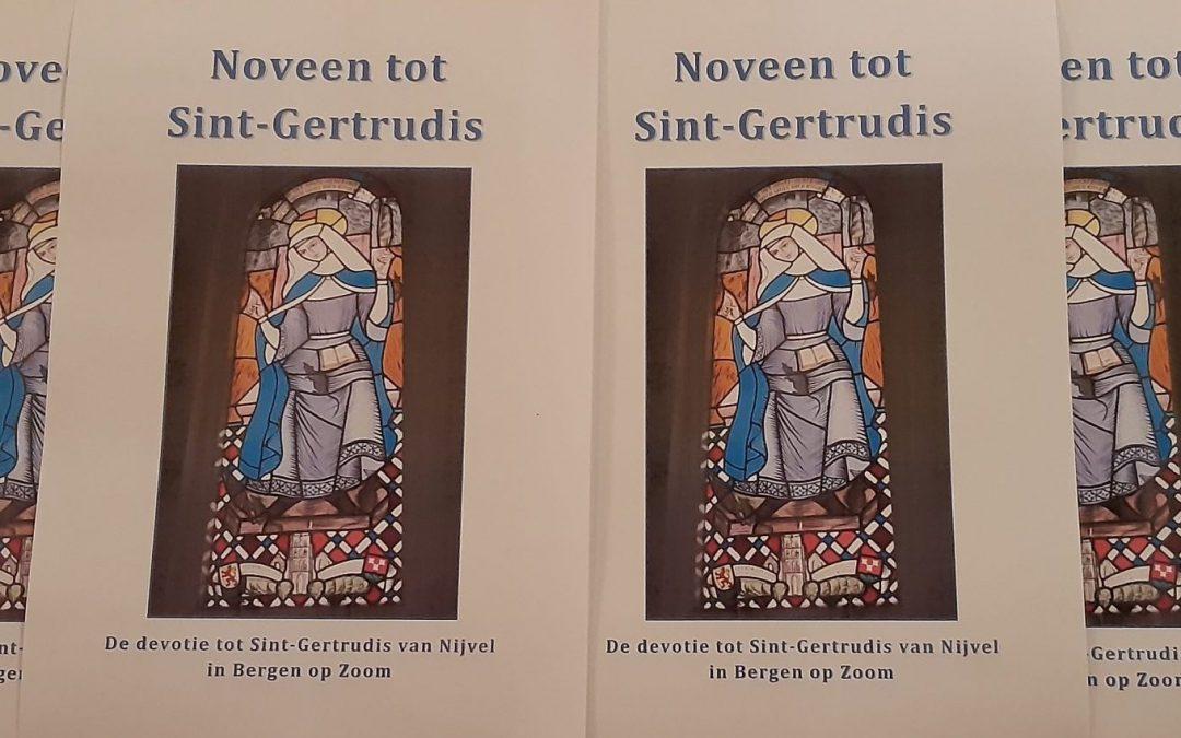 Noveen tot Sint-Gertrudis