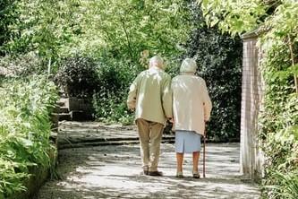 Gebed voor grootouders en ouderen